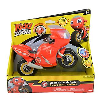Ricky Zoom Lights & Sounds Ricky Figure