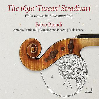1690 Tuscan Stradivari [CD] USA import