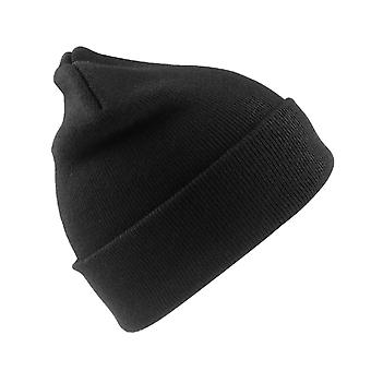 Result Genuine Recycled Unisex Adult Woolly Ski Hat
