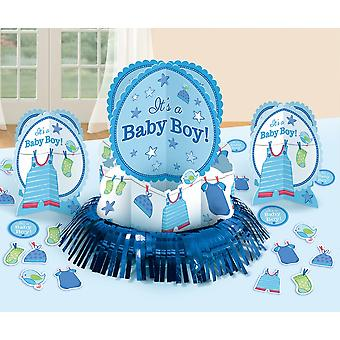 Table Decoration Babyshower Boy 23-Delig