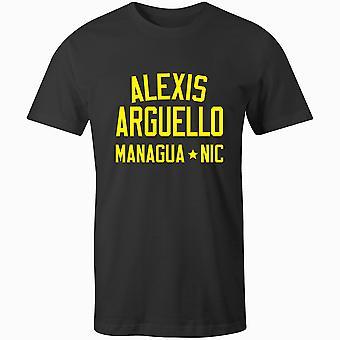 Alexis Arguello Boxing Legend T-Shirt