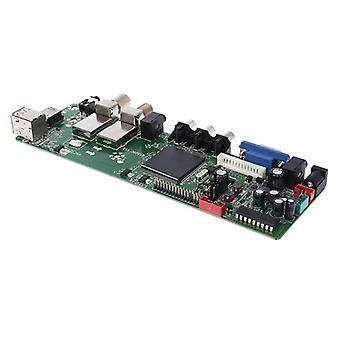 Digital Signal Atv Maple Driver, Lcd Remote Control, Board Launcher, Dual Usb