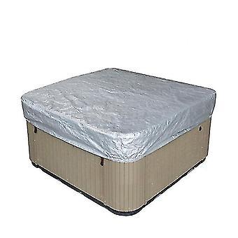 Wasserdichte Polyester Square Hot Tub Cover Outdoor Spa Covers Square Hot Tub Cover