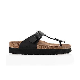 ビルケンシュックル パピリオ ギゼ グルーヴド BF 1018546 ユニバーサル夏の女性靴