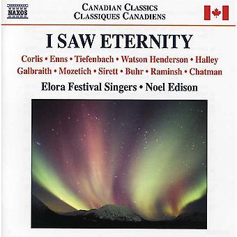 Corlis/Enns/Tiefenbach/Henderson/Halley/Galbraith/ - I Saw Eternity [CD] USA import