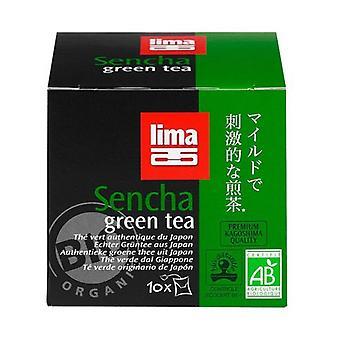 Sencha original green tea 10 infusion bags