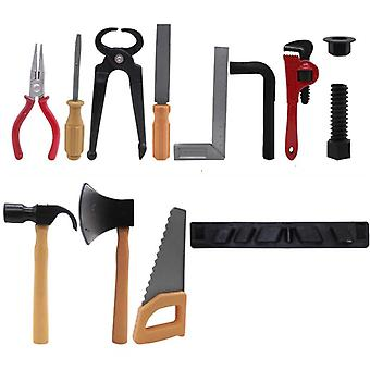 Plastic Building Tool Set