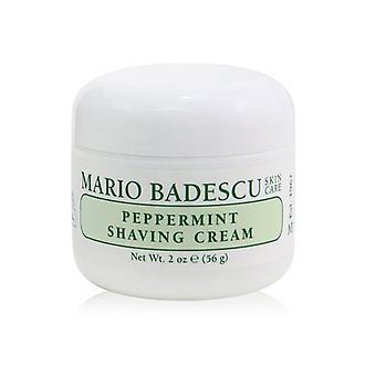 Mario Badescu pepermunt scheren crème 59ml / 2oz