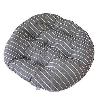 Печатная подушка Печатный стул Pad Seat Подушка со струнами хлопка и льняного анти-скид