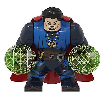 8.5cm Hulk Big Size Thor Figure Blocks Construction Building