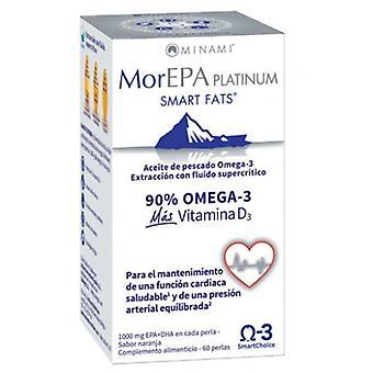 Minami Nutrition Morepa Platinium 60 Perlas