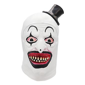 Shaco Masker Latex Horror Ghost Enge Grappige Hoofddeksels Halloween Rekwisieten