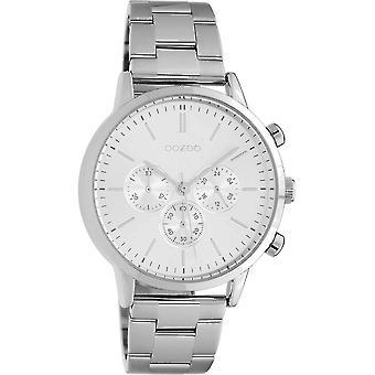 Oozoo - Ladies Watch - C10560 - Silver