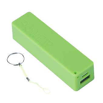 External Backup Battery Charger Power Bank Case