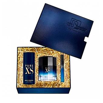 Pure XS by Paco Rabanne, Case 3 Items