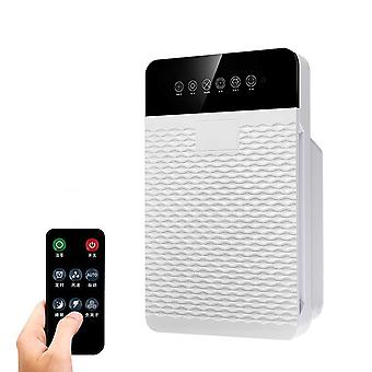 Touch Screen Air Purifier With Remote Control