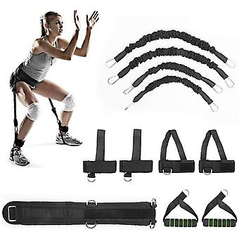 Gerui Boxing Resistance Bands Ankle Leg Arm Speed and Agility Training for Basketball Football, Exercise