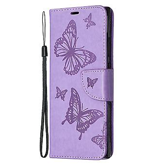 Samsung Galaxy Note 20 Ultra Butterfly -kuvion tapaus