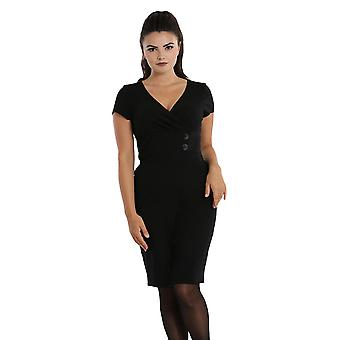 Hell Bunny Claire Pencil Dress