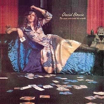 David Bowie - Man Who Sold the World [CD] USA import