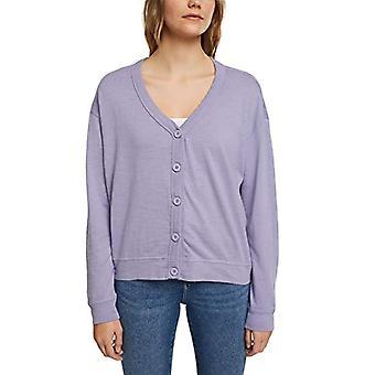 edc by Esprit 011CC1K305 T-Shirt, 560/lilac, M Woman
