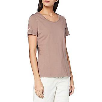 Trigema 539201 T-Shirt, Kamel-c2c, L Donna