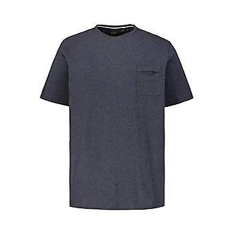 JP 1880 T-Shirt 1/2 mit Brusttasche, Gro and Gro en, Blue (Hellblau 73), XXXXX-Large Men