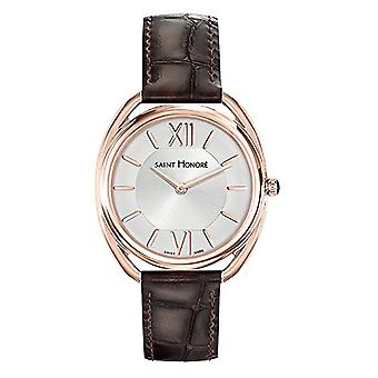 Saint Honore Analog Quartz Watch for Women with Leather Strap 7210228AIR