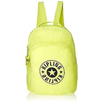 Kipling Backpack, Casual Backpack Unisex-Adult, Lime Green, One Size