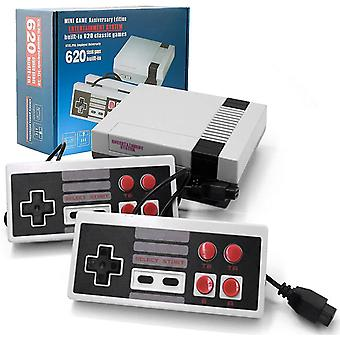 Retro game console classic handheld av output video player 620 games cai292