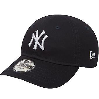 New Era Infant New York Yankees My First Elasticated 9Forty Cap - Laivasto - 0-2 Vuotta
