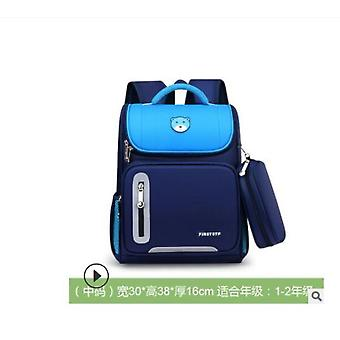 Vedenpitävät lapset koululaukut ala-asteen reput pojat tytöt lapset satchel koululaukku ortopedinen reppu mochila infantil