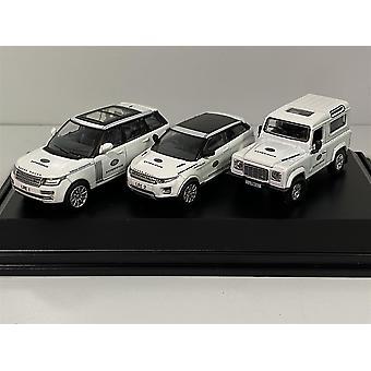 Land Rover Experience 3 autosarja 1:76 Asteikko Oxford 76SET59