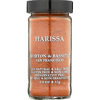Morton & Bassett Harissa, Case of 3 X 1.9 Oz