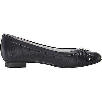 MARC JOSEPH NEW YORK Brasiliassa valmistettu naisten nahka Pearl Street Flat Loafer