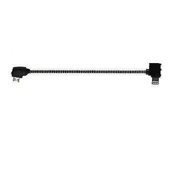 nouveau téléphone ios 20.7cm télécommande ligne de câble de données pour dji mavic pro 2 mini air fil connet sm63727