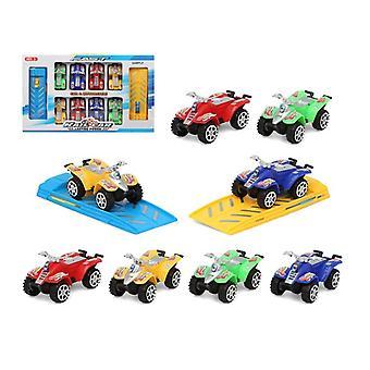 Set of cars Fast Quad 111254 (10 pcs) 111254