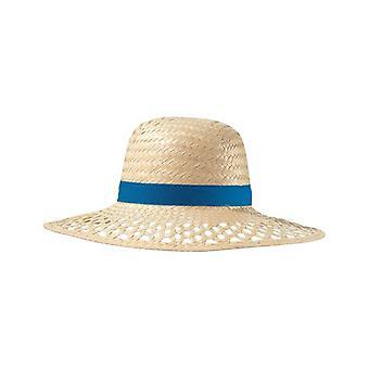 Sombrero de paja de ala ancha 148549