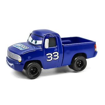 Alloy Racing Car 33 Pickup Truck Piston Cup Car Children's Toy Model