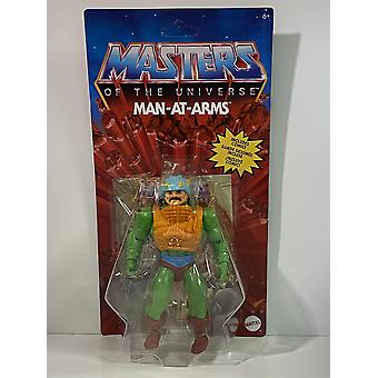Masters of the Universe Man en Arms Inc Comic Mattel GNN89