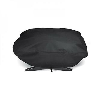 Evago Heavy-duty Gas Grill Cover Premium Bbq Grill Cover For Weber Waterproof Weather Resistant Barbeque Grill Covers Rip-proof, Uv & Water-resistant
