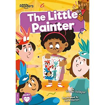The Little Painter by Shalini Vallepur