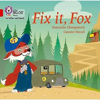 Fix it Fox Groot Boek