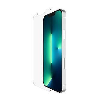 Belkin SFA064EC, Protecteur d'écran transparent, Apple, iPhone 13 Pro Max, Antibacter