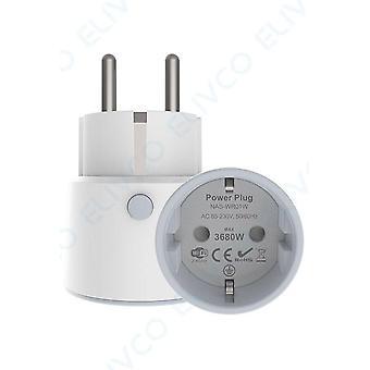Smart Wi Fi Power Plug  Wireless Socket