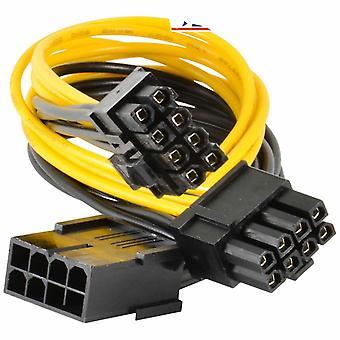 Pci-e 8-pin Do 2x 6+2-pin (6/8-pin) Kabel rozdzielacza Pcie Express