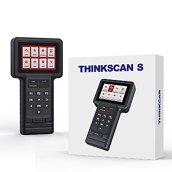 Thinkcar Thinkscan S02 Car Diagnostic Tool Obd2 Full System Code Reader Scanner Automotivo Oil/brake/sas/ets/dpf Reset For Bmw