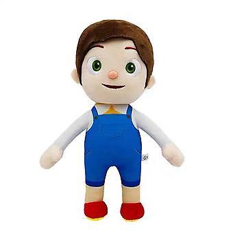 Little Boy Plush Doll