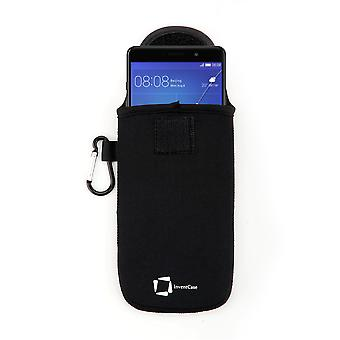 InventCase Neoprene Custodia protettiva per Huawei Mate 9 Lite - Nero