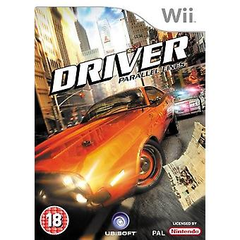 Driver Parallel Lines Nintendo Wii gry